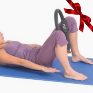 Pilates Resistance Ring - Double Handle