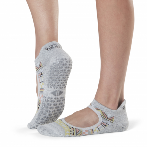 Tavi Noir Emma Grip Socks in Rhythm