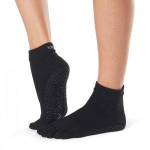 ToeSox Full Toe Ankle Grip Socks (MENS)