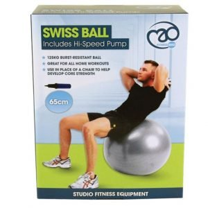 125Kg Anti-Burst Swiss Ball 65cm