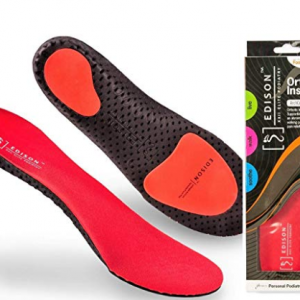 Edison Elite XXII Elite Podiatry® ArchCrossX Arch-support orthotic insoles