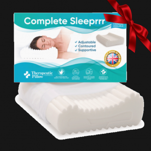 Complete Sleeprrr Memory Pillow