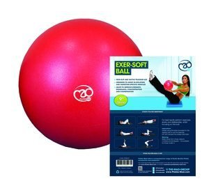 9'' Exer-Soft Ball - Red