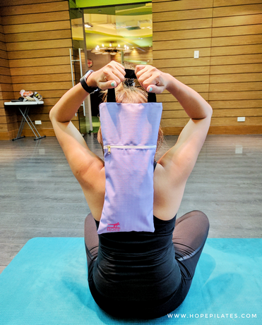 Limited Edition Yoga Sand Bags