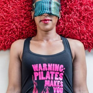 Handmade Hope Pilates Yoga Eye Pillow