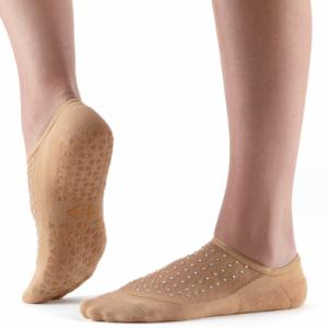 Tavi Noir Maddie Grip Socks in Bare Twinkle