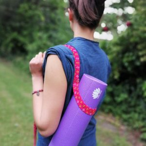 Handmade Yoga Strap B